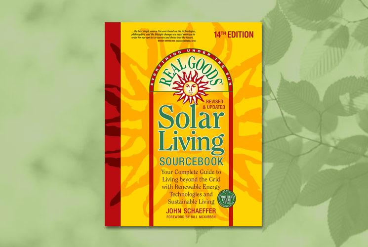 solar living sourcebook
