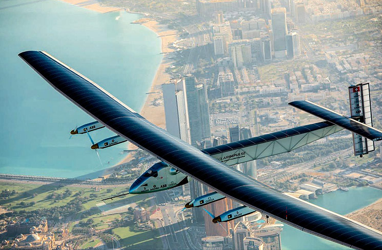 Flight Without Fuel | American Solar Energy Society