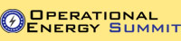 Operational Energy Summit