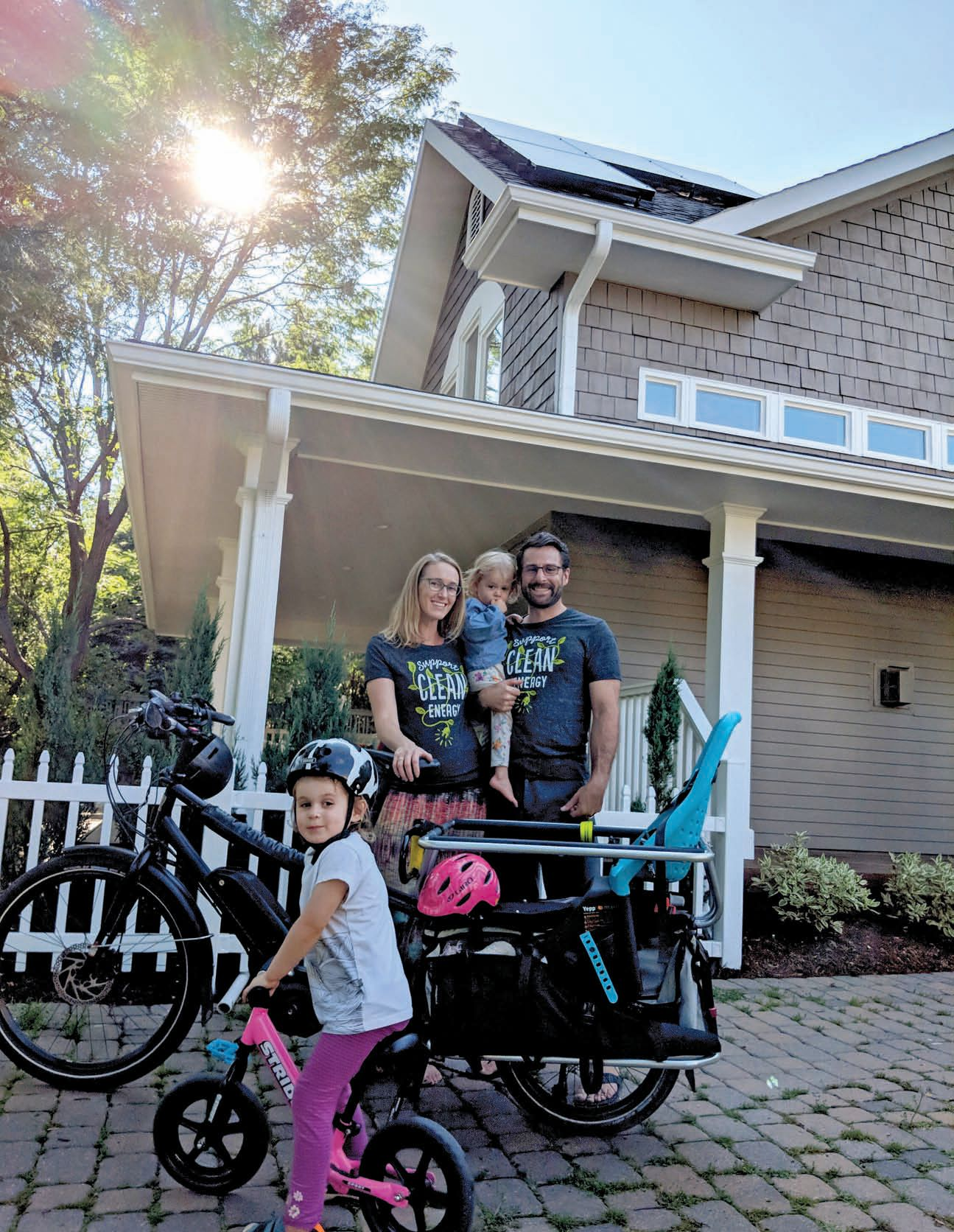 Annie's Solar Journey: Clean Energy Credit Union Finances First Solar Loans