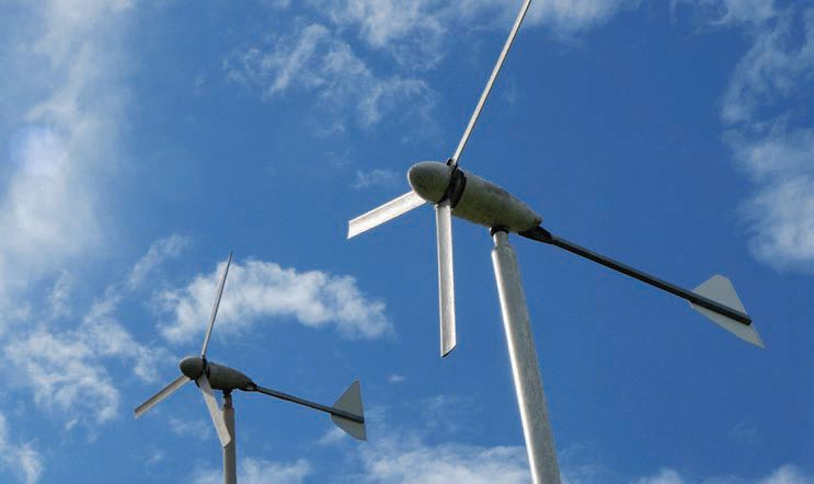 The Siting Conundrum for Small Wind Systems