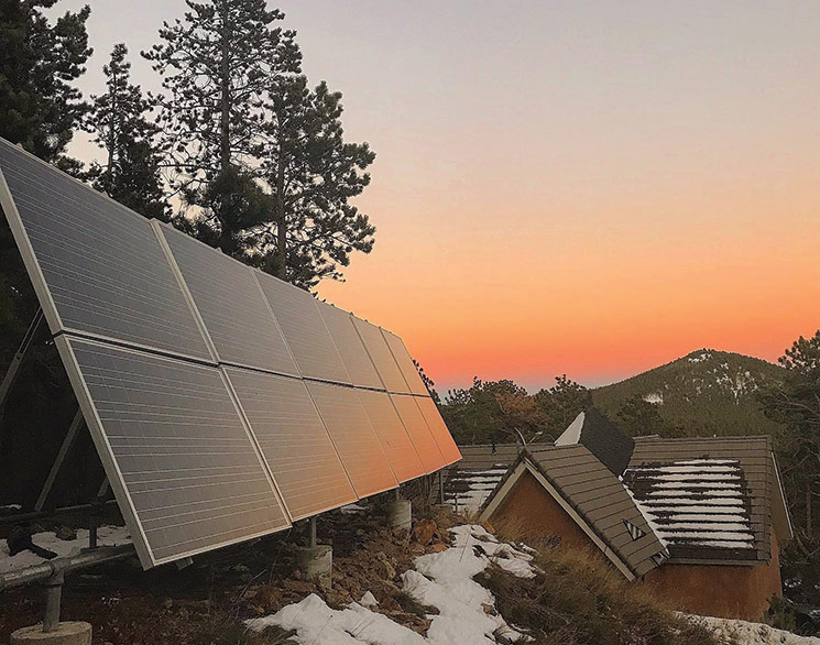 Like the Sun, Solar Power Continues to Rise